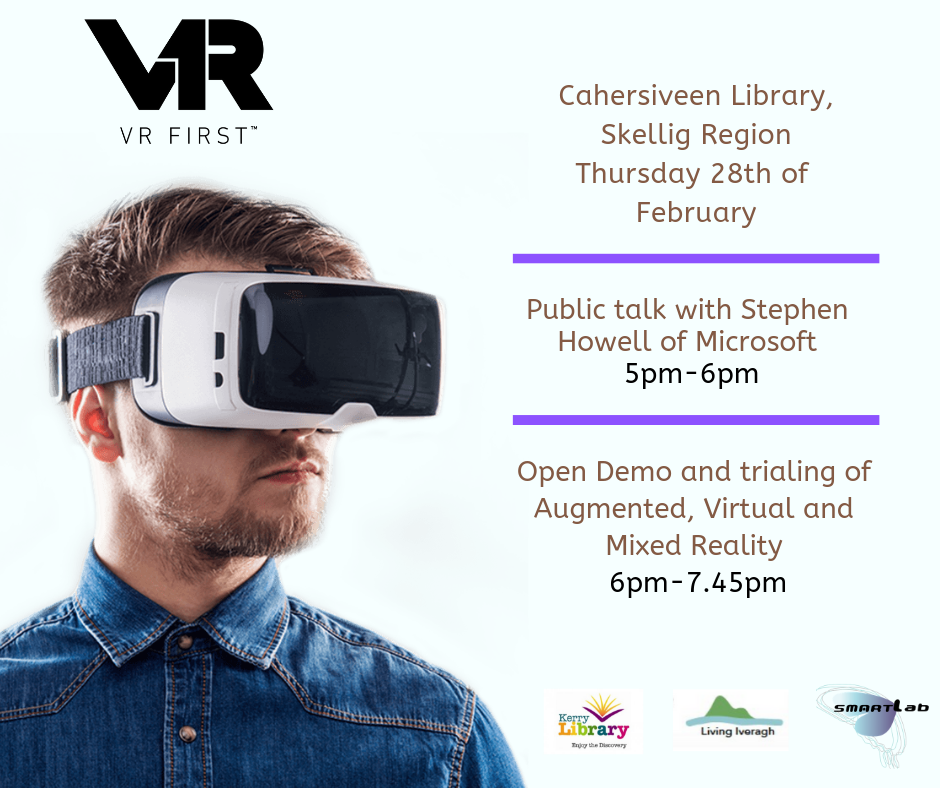 VR First Lab Open Night